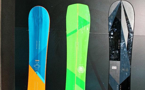 Capita X Springbreak Snowboard-Series - ©Stefan Drexl