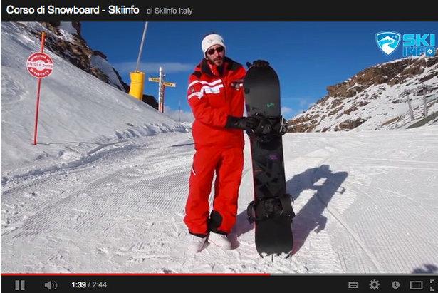 Corso di Snowboard - Lezione 2 - Caratteristiche della tavola...