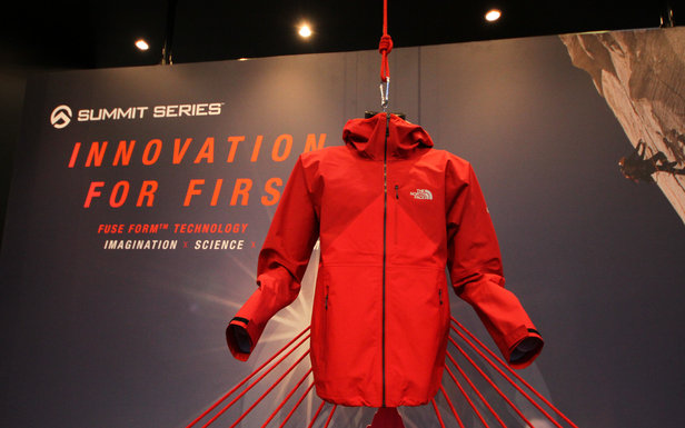 The North Face Fuse Uno Jacket - ©Skiinfo