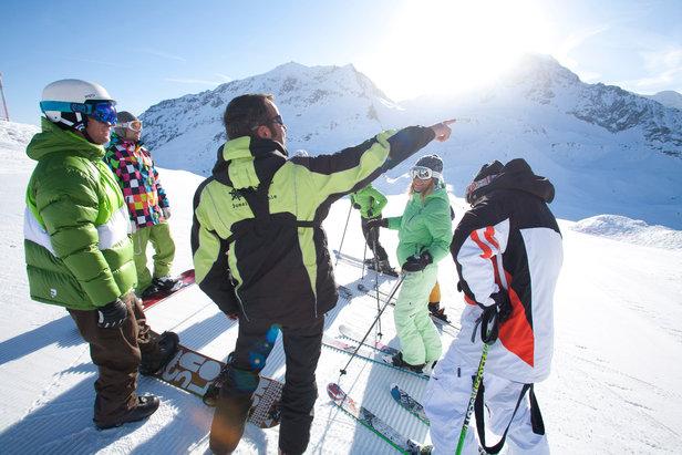Salaire des saisonniers du ski - ©Scal / Les Arcs