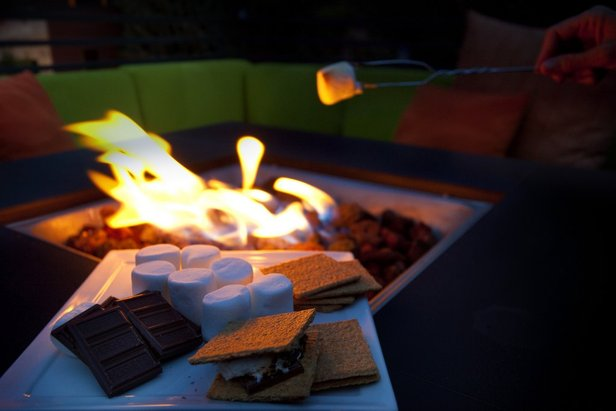 S'mores at the Limelight. - ©Photo courtesy Jeremy Swanson.