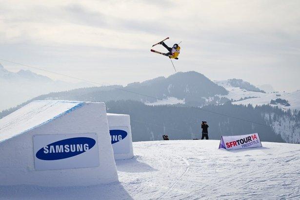 Freestyle ski, 2015