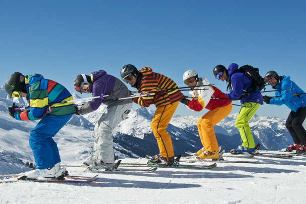 Sécurité : Pour que le ski reste un plaisir - ©© grafikplusfoto - Fotolia.com