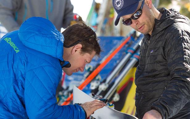 Manutenzione degli sci fai da te: 4 consigli utili