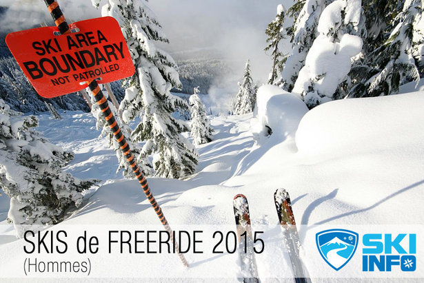 tests skis de freeride 2015 - ©Robert Cocquyt - Fotolia.com