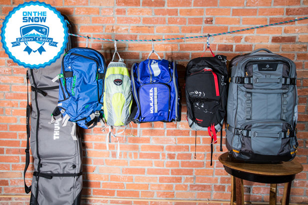 2015 ski bags Editors' Choice - ©Liam Doran