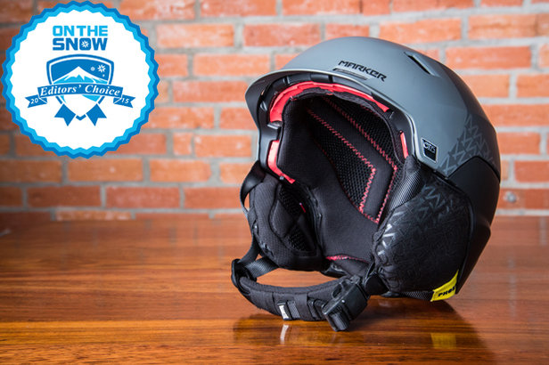 2015 women's helmet Editors' Choice: Marker Phoenix OTIS - ©Liam Doran
