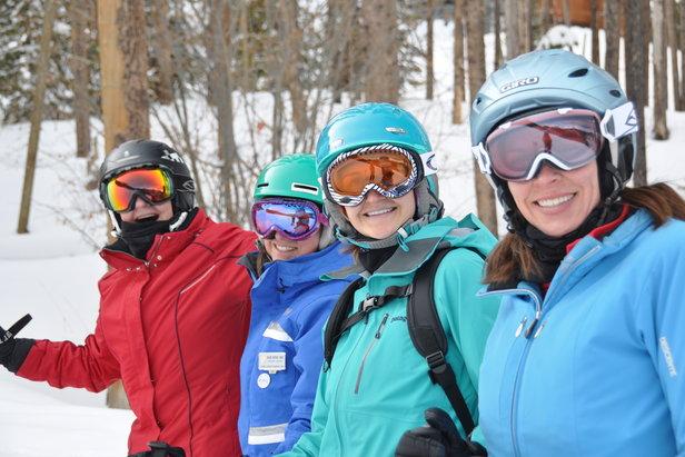 Ski with Kim - ©Ski with Kim
