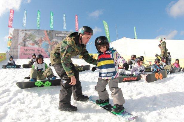 Snowboard 4 Kids by Burton
