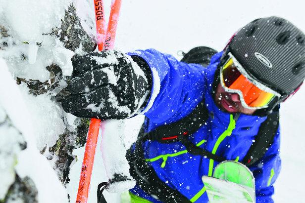 gants GORE-TEX® + Gore warm technologie - ©GORE-TEX®