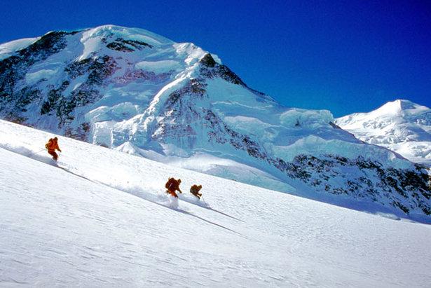 Freeride Paradise - Alagna Valsesia - ©Centroestero/Freeride Paradise