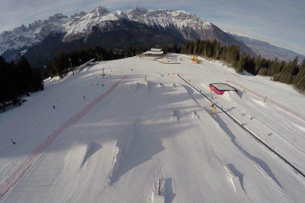 L'inverno 2016/17 nella skiarea Paganella [Video] - ©Consorzio Skipass Paganella Dolomit