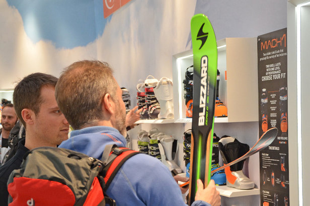 Blizzard-Highlights auf der ISPO 2015 - ©Skiinfo