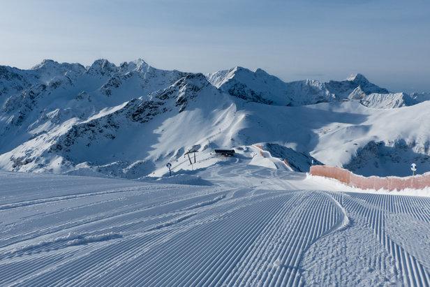 Skigebiet Fellhorn-Kanzelwand - ©Bergbahnen Oberstdorf/Kleinwalsertal