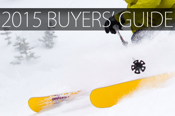 2015 OnTheSnow Ski Buyers' Guide - ©Cody Downard Photography
