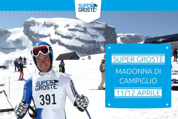 Super Grostè 2015, Madonna di Campiglio