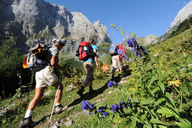 Ernährung beim Bergsport - ©XNX
