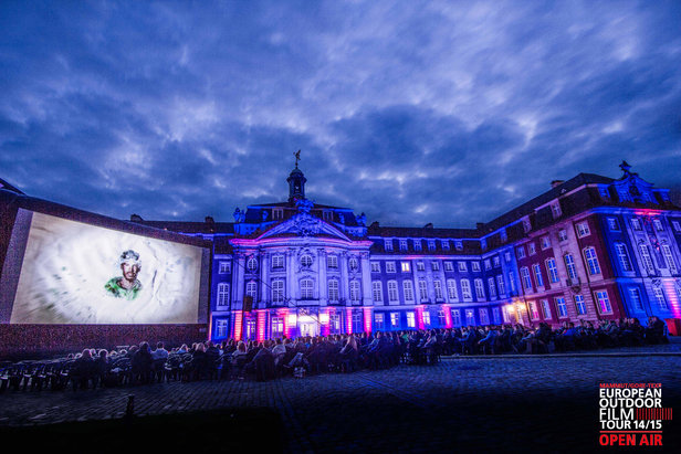 European Outdoor FilmTour Open Air