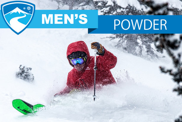 Men's Powder - ©Liam Doran