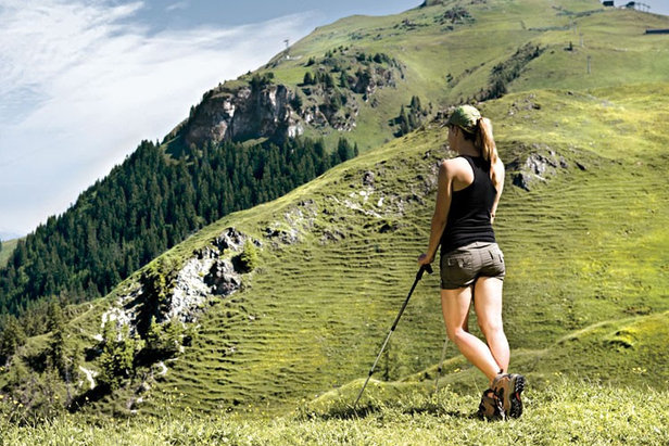 Nordic Walking Kitzbühel