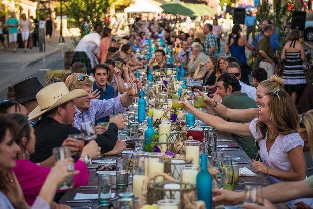 Savor the Summit: Park City's Biggest Dinner Party