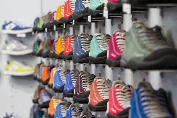 Trends für den Outdoor-Schuhmarkt 2017 - ©bergleben.de
