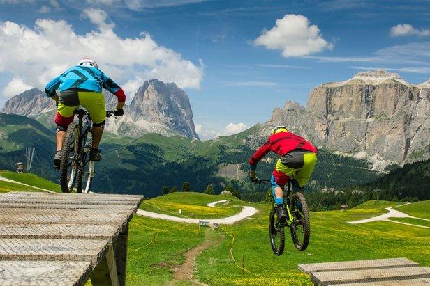 Top 5 horských sportů na léto