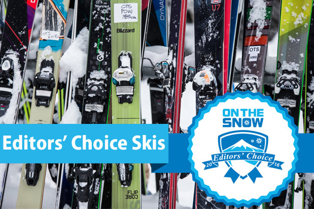 2015/2016 Editors' Choice Skis  - ©Liam Doran