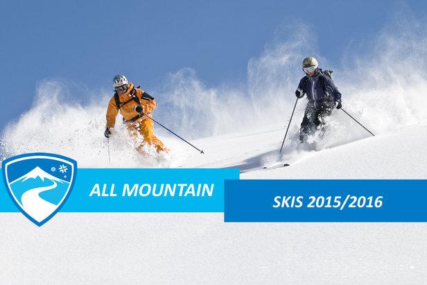 Ski tests 2015/2016 - All mountain (uomo) - ©A. Rochau