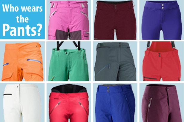 2015/2016 Women's Ski Pants Buyers' Guide