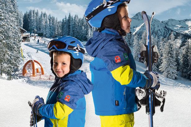 Beim Kinderski-Tauschsystem von Intersport kann man clever sparen - ©Intersport