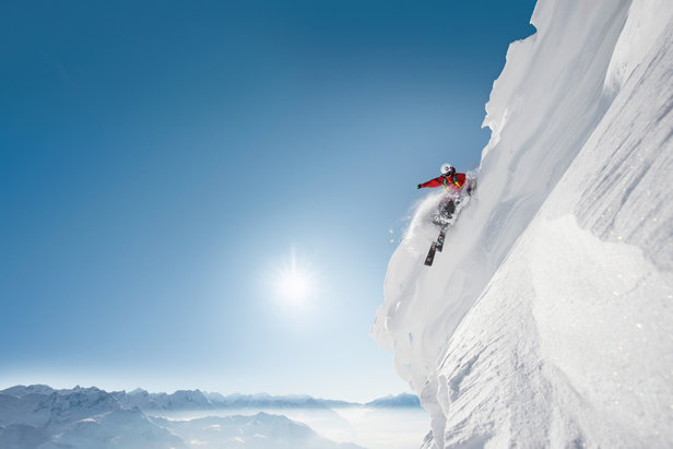 Freeride Foto & Video Contest BMW - ©BMW