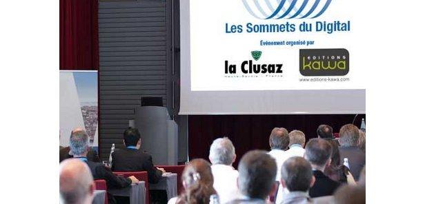 Les Sommets du Digital / La Clusaz - ©Editions Kawa / OT La Clusaz