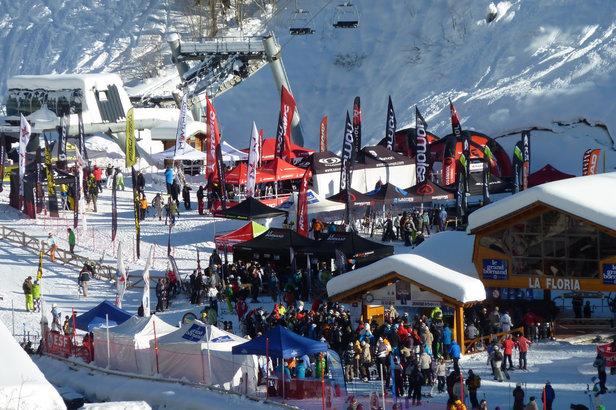 Ski Force Winter Tour le Grand Bornand - ©Thierry Debornes / OT Le Grand-Bornand