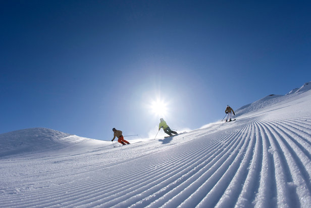 Skifahren in Mayrhofen - ©Mayrhofner Bergbahnen