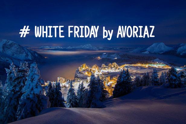 White Friday by Avoriaz - ©OT Avoraiz