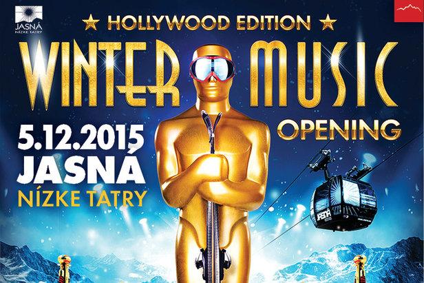 Winter Music Opening 2015 w Jasnej - ©TMR, a.s.