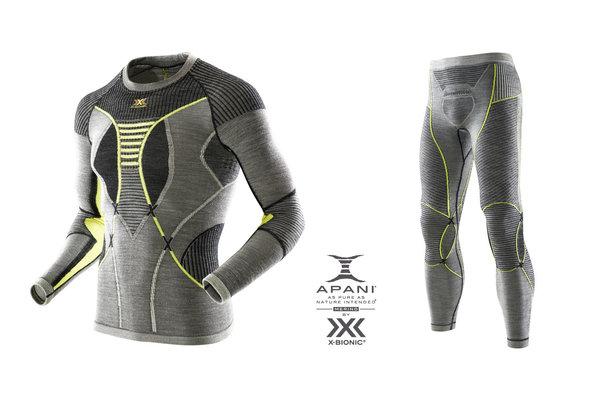 X-Bionic APANI® Merino Fast Flow - ©X-Bionic APANI®