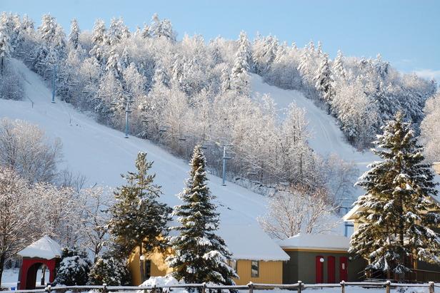 Calabogie first snow