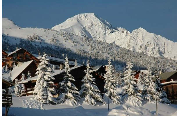 Pretty Montgenevre in the 400km Milky Way ski area - ©Montgenevre