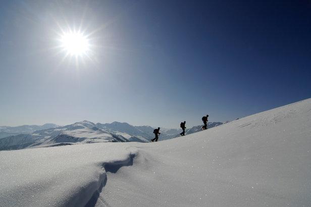 Skitour auf den Joel und Lämpersberg - ©Nobert Eisele-Hein