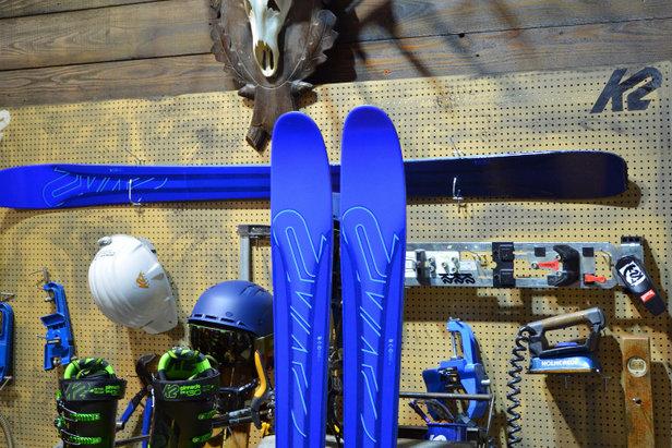 K2 bei der ISPO 2016 - ©Skiinfo