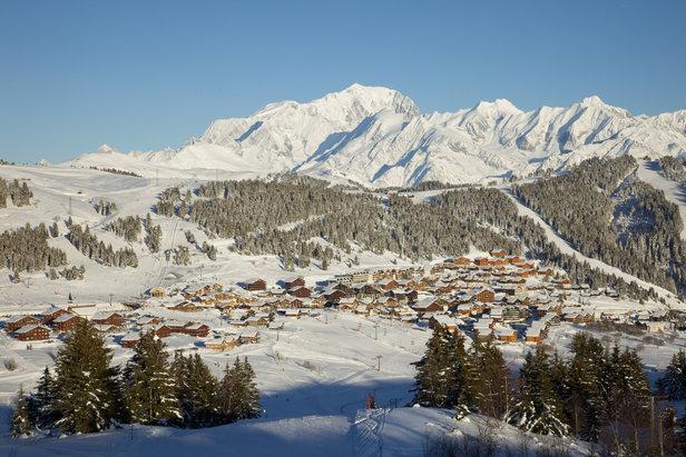 Visite guid e des saisies un espace diamant dans un crin de montagnes skiinfo - Office de tourisme les saisies ...
