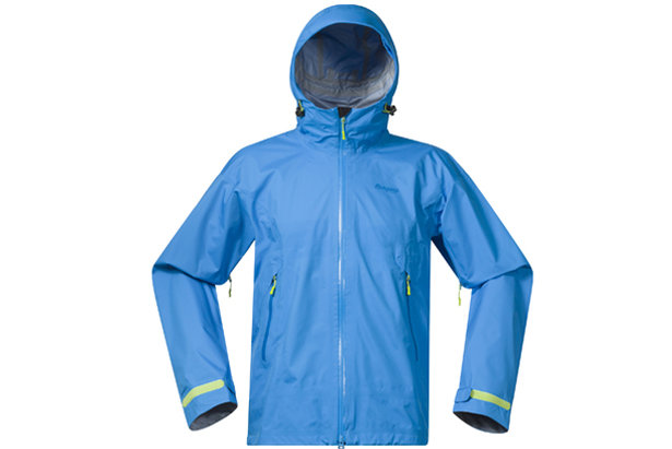 The Bergans Letto shell is breathable while weatherproof as a top layer for skiing and light enough that it can be used for non-skiing activities moving into late spring and early summer.  - ©Bergans