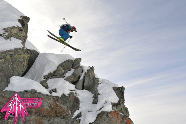 First-Track Freeride St-Luc/Chandolin - ©Alexis Antille
