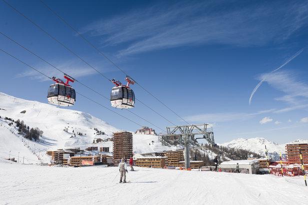 Ce qui change cet hiver à La Plagne - ©OT de La Plagne / Manu Reyboz