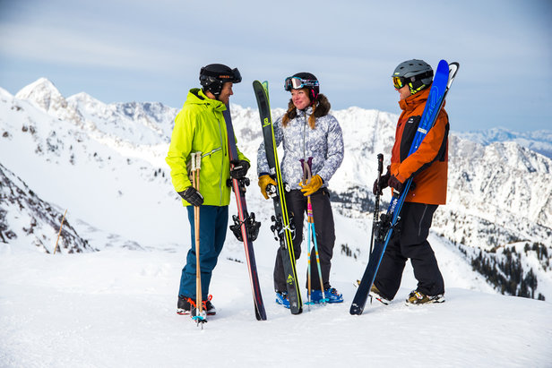 Why You Need a Travel Agent for Your Ski Trip - ©Liam Doran