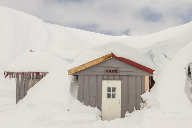 Ghiacciaio Folgefonna (Norvegia) - ©Jan Petter Svendal