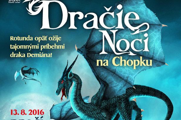 Na Chopku bude zraz dračích pátračov, v Tatralandii vrcholí leto tropickou party - ©TMR