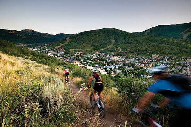 Top 10 Mountain Biking Trails in North America - ©Mike Tittel